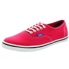 Tenis Para Mujer Baratos Nuevos Mujeres Vans - Tenis Rojo en Mercado ... c5eb74cdf85