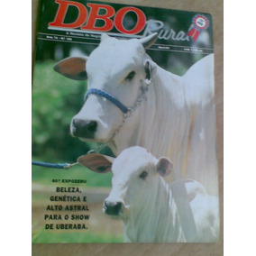 Revista Dbo Rural - 165 - 1994 - Expozebu: