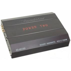 Módulo Roadstar Power Two Rs-4810 4800w
