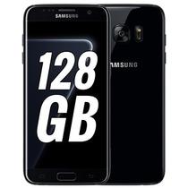 Celular Samsung Galaxy S7 Edge 128gb Black Pearl Dual Sim 4g