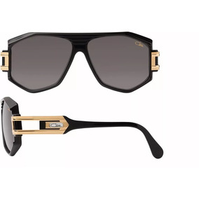 Gafas Cazal 633/3 Negra Marco Dorado Original Envío Gratis