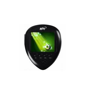 Mini Tv Portátil Midi Md-2014 1.8