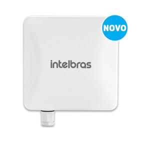 Antena Outdoor Cpe Apc 5a-20 5ghz 20dbi Mimo 2x2 Intelbras