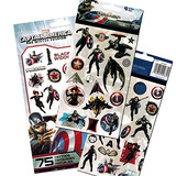 Vengadores De Capitán América Para El Parachoques Y Los Tatu