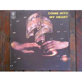 Come Into My Heart Usa European Connection Lp Vinilo Arg