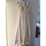 Vestido De Novia (novias Campestres) Seda Natural