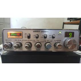 Radio Cb Uniden Grant Xl Frecuenciado Hermoso Envio Gratis