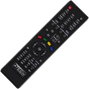Controle Remoto Tv A Novo Z Vários Modelos Bra Sil Az W8032