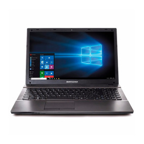 Notebook 15,6 Bangho G5-i2 4gb + Windows 10