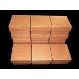 200 Embalagens Em Kraft (caixas) P / Bem Casados