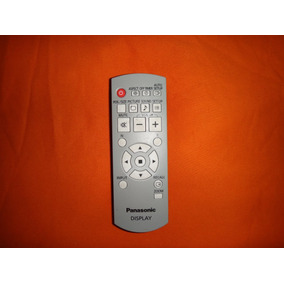 Panasonic Plasma Tv Remote Control N2qayb000535