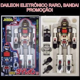 Daileon Eletrônico Robô Jaspion (changeman Jiban Kamen Rider