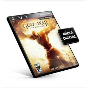 God Of War:ascension - Ps3 - Portugues-midia Digital - Psn