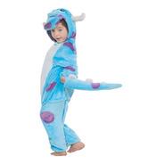 Pijama Mameluco Kigurumi Monsters Inc Sullivan Sully Niños