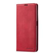 Carcasa Funda Cuero Abatible Xiaomi Redmi Note 9