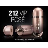 Perfume 212 Vip Rose Carolina Herrera Para Dama