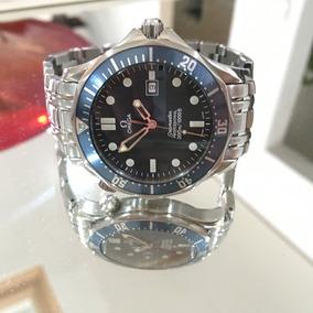 5cfd1914537 Relógio Omega Seamaster James Bond 007 Quartz - Relógios no Mercado ...