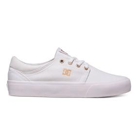 Tenis Dc Shoes Mujer Trase Tx J Skate Adjs300078-wg5