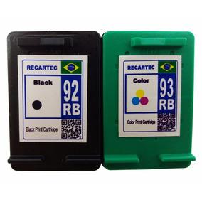 Kit Cartuchos 92 + 93 1510 C3180 C4180 + Brinde + Frete