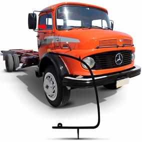 Aro Quebra Vento Caminhão Mercedes 2019 2213 Lado Direito