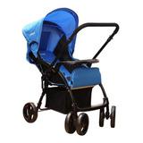 Carriola Mango Reversible Swivel Infanti Azul