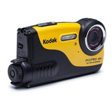 Cámara Kodak Pixpro Wp1 Shock Waterproof Digital