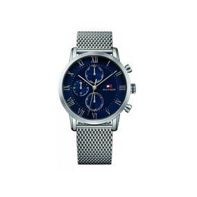 Reloj Tommy Hilfiger 1791398 Plateado Hombre