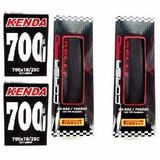 Pneu Pirelli Corsa Pro 700x23 Speed Kevlar Pro + Câmara 700