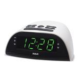 Radio Reloj Rca Doble Alarma
