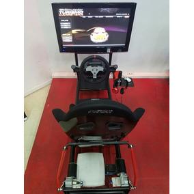 Simulador De Manejo Tc De Carrera Cockpit Logitech G27