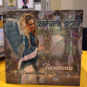 Zahira Soul Resonante Ep Promo Cantora Cd