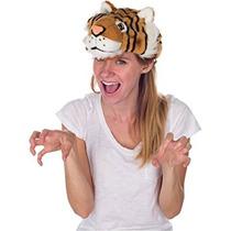 Disfraz Para Niños Rittle Tigre De Bengala Sombrero Animal,