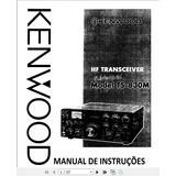 Manual Em Português Do Transceiver Hf Kenwood Ts-830m