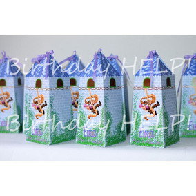 Rapunzel Enredados Souvenirs Golosineros Zona Centro
