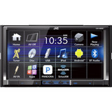 Pantalla Jvc Kw-v420bt Doble Din 7pulg Dvd Bluetooth Android