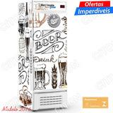 Cervejeira Refrigerador Expositor Refrimate 220v 600 Litros