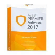 Avast Premier 2017 - Licença 6 Anos - 2 Pc
