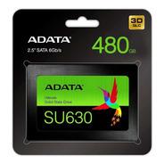 Disco Estado Sólido Ssd Adata 480gb Sata 6 Gb/s 2,5puLG
