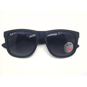 Oculos Ray-ban Rb4165 Justin Polarizado Original C/ Garantia
