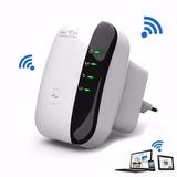 Repetidor Amplificador De Señal Wifi 300mbps