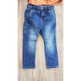 Jeans Pantalon Niño Marca Zara Talla 3-4 Nuevo