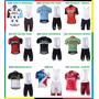 Uniforme De Ciclismo Jersey & Bib Shorts Bajo Pedido