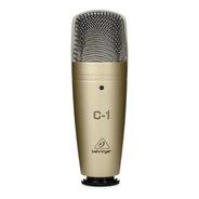 Micrófono Behringer C-1 Condensador Cardioide
