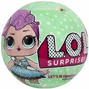 Boneca Lol L.o.l. Surprise Doll Serie