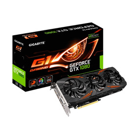 Tarjeta De Video Gigabyte Gtx 1080 G1 Gaming 8gb 256 Bits