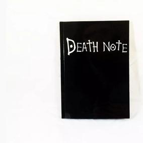 Death Note - Ryuk Light Anime Regras Em Português Capa Dura
