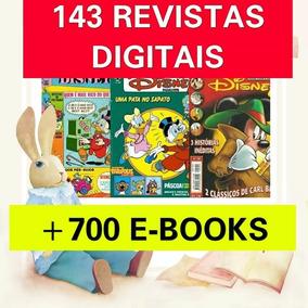 Coleção Almanaque Disney Revistas Hq Digitais +700 E-books