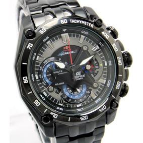 Reloj Casio Edifice Red Bull Ef-550bkrbsp-1av - 100% Nuevo