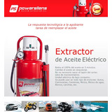 Extractor De Aceite Electrico 30 Litros - Power Silens