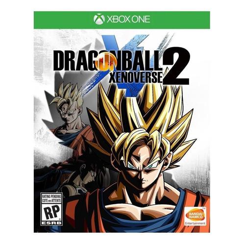 Dragon Ball: Xenoverse 2 Bandai Namco Entertainment Xbox One Digital